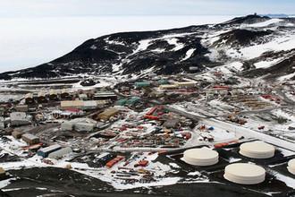 Кошмар на станции Мак-Мердо: в Антарктике погибли американцы