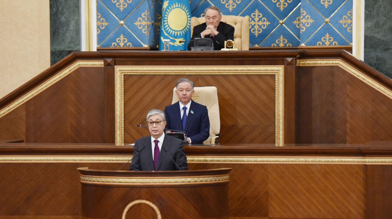 Подведены итоги выборов президента Казахстана