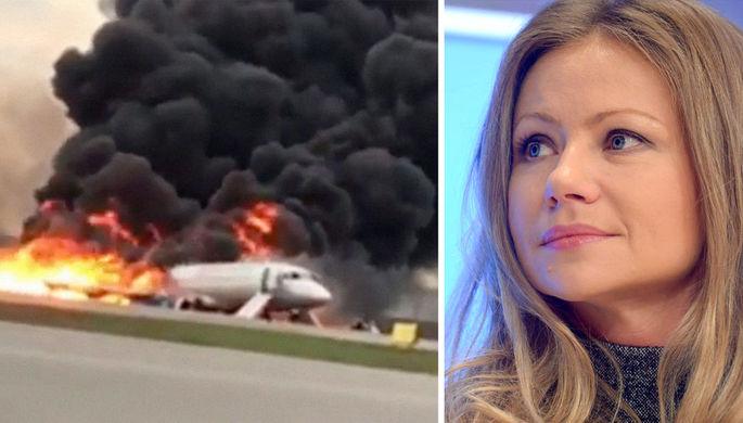 Упрекнула багажом: Мария Миронова отчитала пассажиров SSJ-100