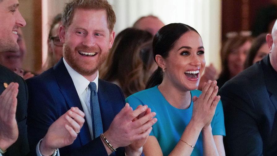 Принц Гарри и Меган Маркл в последний раз поучаствовали в публичном мероприятии