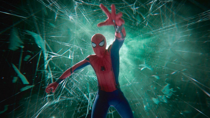 Кадр из фильма «Человек-паук» (2019)
