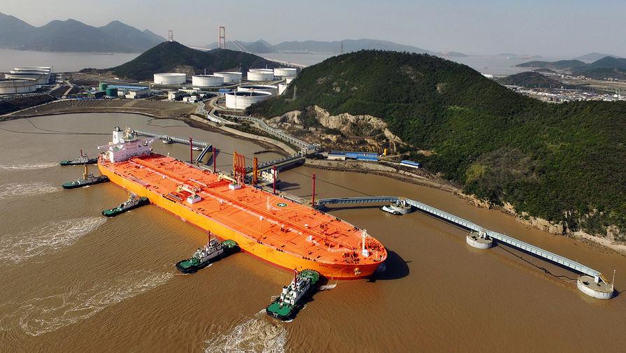 Россия обошла Саудовскую Аравию по апрельским поставкам нефти в Китай