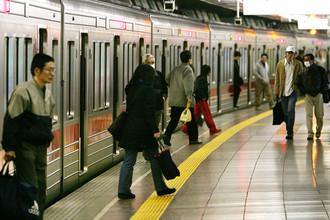 Метрополитен Токио