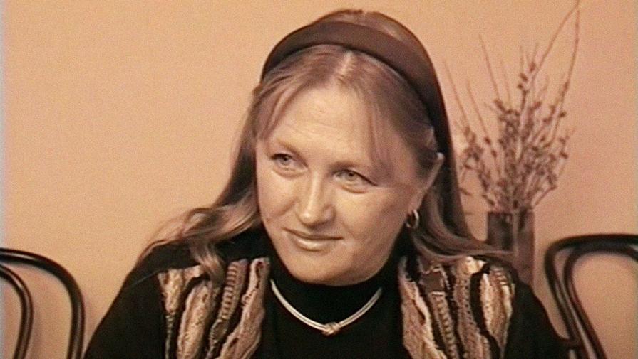 Александра Ливанская в программе «Здравствуй, мама!», 1998 год
