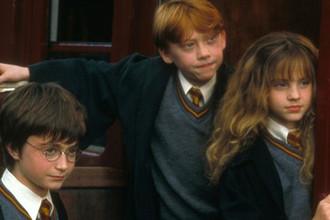 Кадр из фильма «Гарри Поттер и философский камень» (2001)