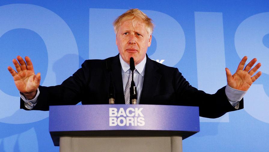 Борис Джонсон оценил массовую высылку дипломатов РФ