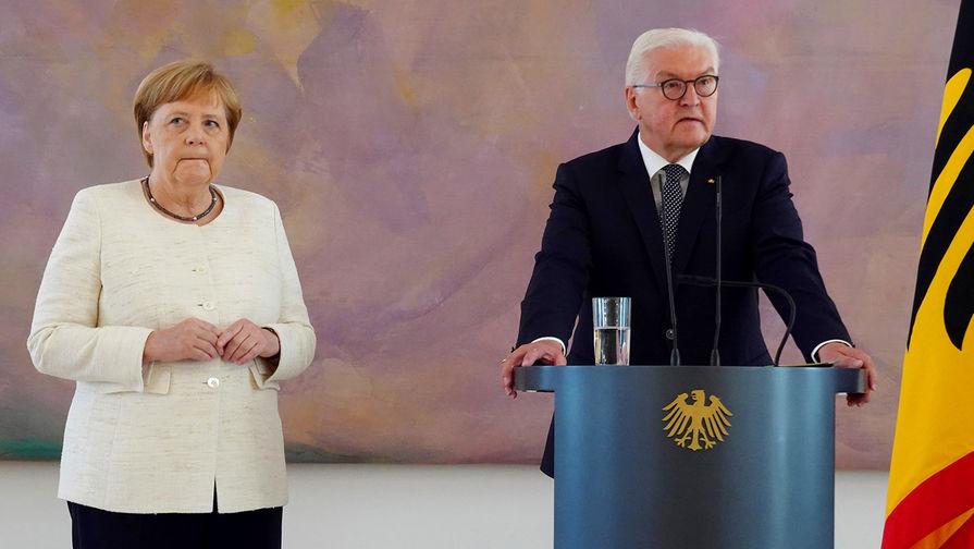 Онищенко назвал дрожащую Меркель «трудным пациентом»
