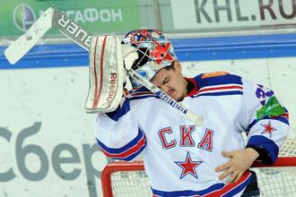 С вратарями уровня Ежова и Касутина, по мнению эксперта «Газеты.Ru», СКА трудно претендовать на чемпионство