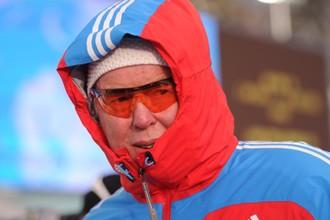 Старший тренер женской сборной России Вольфганг Пихлер в Сочи