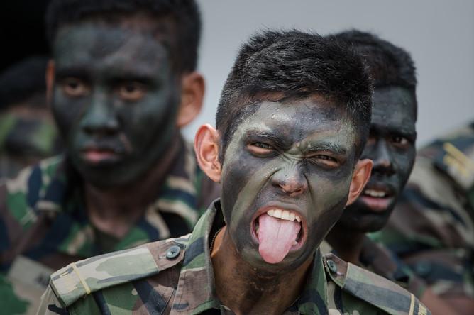 Малайзийские военные тоже прониклись духом «Формулы-1»