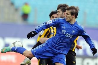 Александр Кокорин забил в нынешнем чемпионате 9 голов