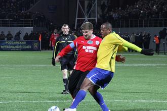 Рамзан Кадыров любит не только играть в футбол, но и говорить о нем