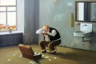 Картина Валентина Губарева