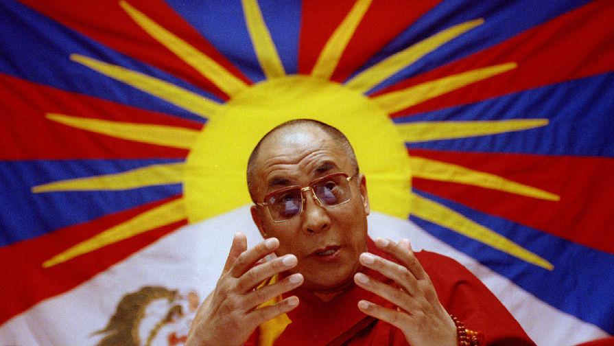 Далай-Лама назвал Трампа беспринципным