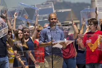 Главный тренер «Манчестер Сити» Хосеп Гвардиола поддержал проведение референдума о независимости Каталонии
