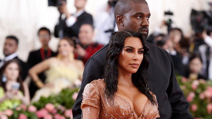 Почему Ким Кардашьян боится развода
