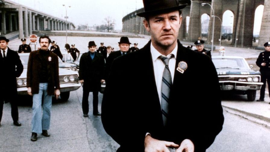 Хэкмен был седьмым в списке актеров на главную роль в боевике Уильяма Фридкина <b>1971 года «Французский связной»</b>, однако именно эта работа принесла ему первый «Оскар» как лучшему актеру. Сцена погони из этого фильма вошла в учебники киношкол, а Хэкмен впервые воплотил на экране свой коронный образ &ndash; мясной машины с тяжелым взглядом и дыханием