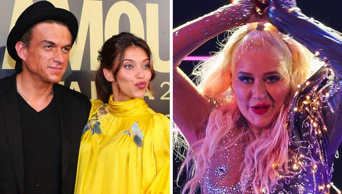 «Агилера на бодипозитиве»: сексист Топалов затравил Кристину