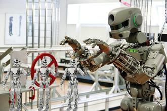Кентавр на колесах: как выглядит наследник робота Федора