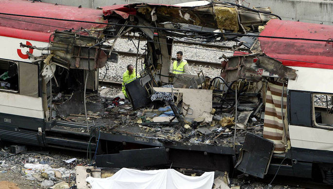 «Я вижу сцены ада»: кровавая бойня в Мадриде
