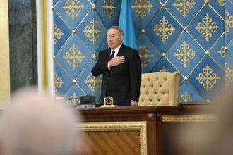 Экс-президент Казахстана Нурсултан Назарбаев, 20 марта 2019 года