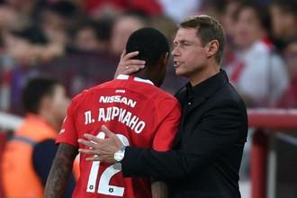 Луис Адриано покидает «Спартак»