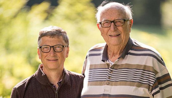 «Будем сильно скучать»: скончался Билл Гейтс — старший