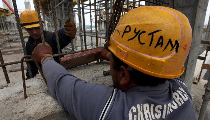 «Бизнес уже жалуется»: к чему приведет дефицит гастарбайтеров в России