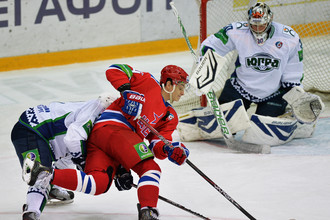 ЦСКА на последних секундах вырвал победу у «Югры»