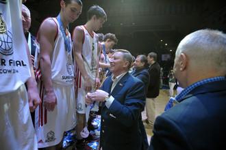 Энергия баскетбола
