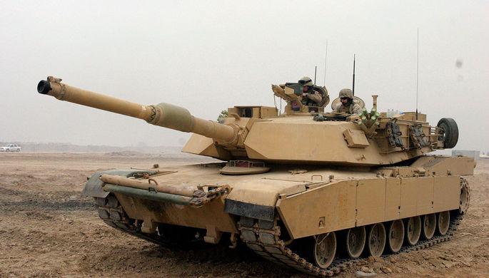 M1 Abrams (США)