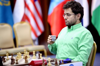 Левон Аронян в полуфинале Кубка мира по шахматам