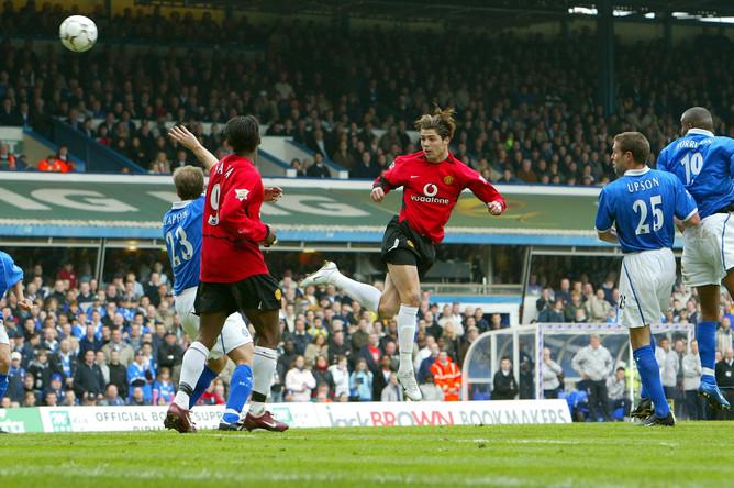 «Манчестер Юнайтед» — «Бирмингем Сити», 2004 год