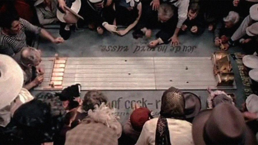 Кадр из фильма «Бег» (1970)