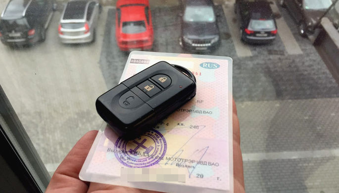 Водителям сохранили паспортный режим