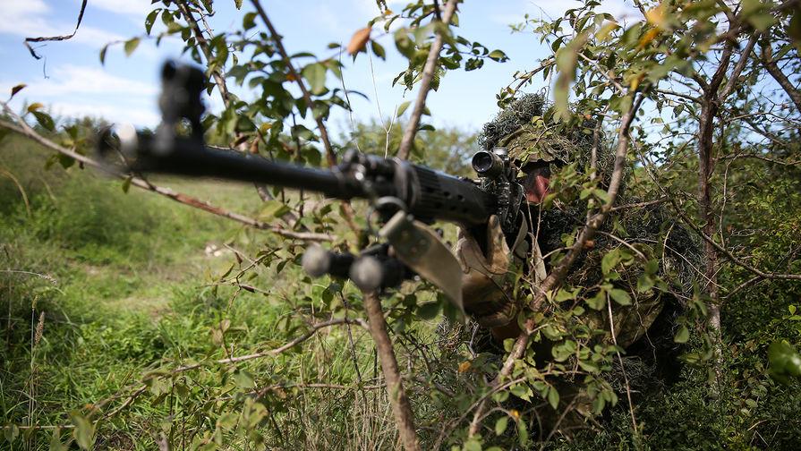 На Украине заявили о гибели снайперов ВСУ из-за