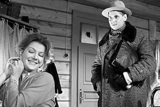 Кадр из фильма «Девчата» (1962)