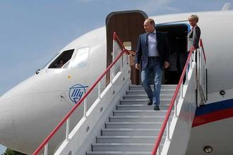 От Ломоносова до Высоцкого: аэропорты получили имена