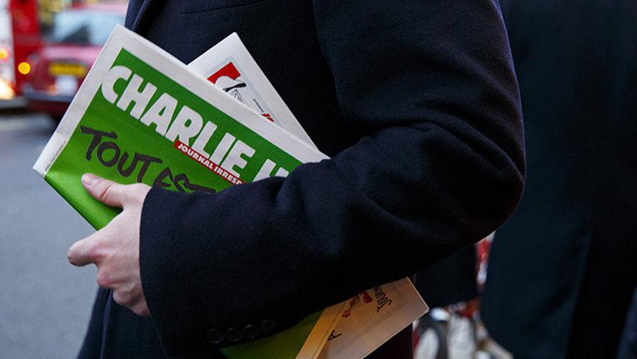 Карикатуры на пророка: Charlie Hebdo повторил публикацию