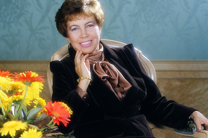Раиса Горбачева, 1986 год