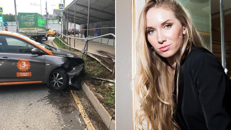 Автомобилистка попала в ДТП на машине каршеринга с отказавшими тормозами