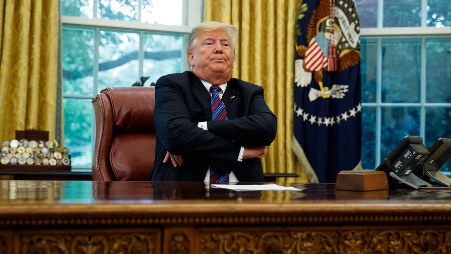 Трамп заблокировал собственность Венесуэлы в США