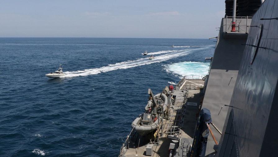 Иран ответил Трампу: корабли США будут уничтожены
