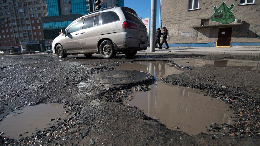 Регионам выделят 172,3 млрд рублей на автомобильные дороги