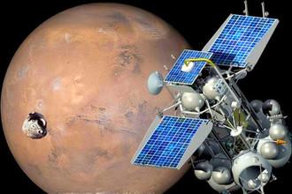Глава Роскосмоса выдвинул версию о враждебном воздействии на космические аппараты
