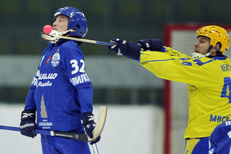 «Зоркому» было трудно сдержать игроков «Динамо»