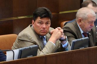 Совет федерации принимает решение как голосовать по «закону Димы Яковлева» в атмосфере глубокой тайны