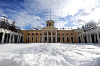 Виктор Вексельберг пообещал облагородить природный комплекс «Архангельское»