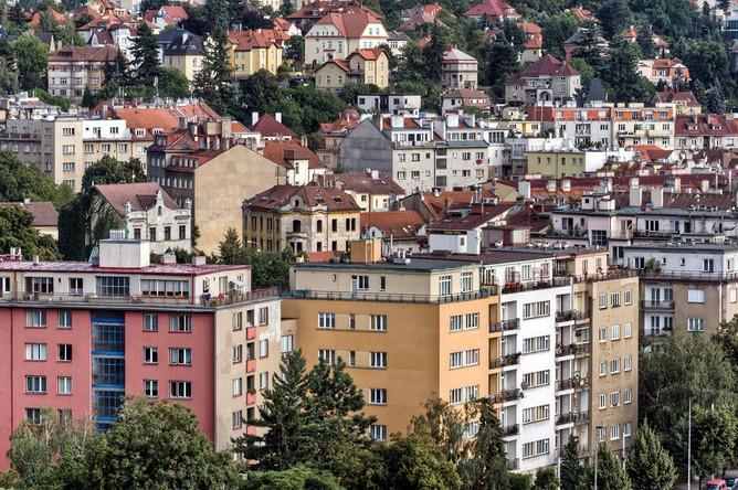 цена на жилье в чехии