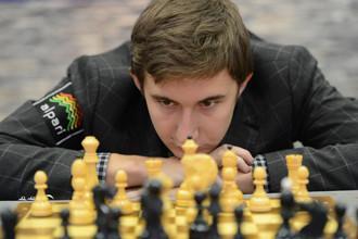 Сергей Карякин стал победителем супертурнира в Киеве